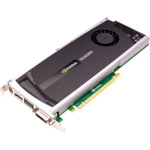 SCHEDA VIDEO PCI-E NVIDIA Quadro 4000 2GB GDDR5 256 bit