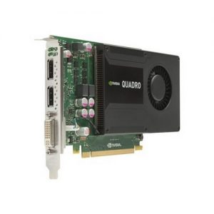 SCEHDA VIDEO PCI-E NVIDIA Quadro K2000 2GB GDDR5 128 bit