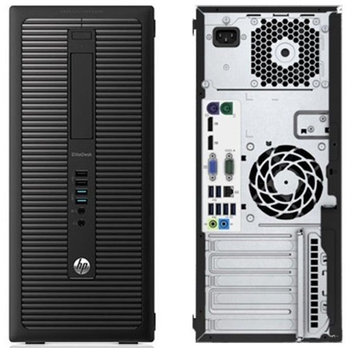 HP 800 G2 TOWER, Intel Core i5-6500, 4GB DDR4, HDD 500 GB. W10 Home.