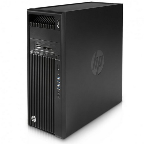 HP Z440 WS Tower Intel® Xeon® E5-1630 V3 16GB DDR4 SSD 480GB DVD-RW NVIDIA QUADRO K2000. W10 Pro