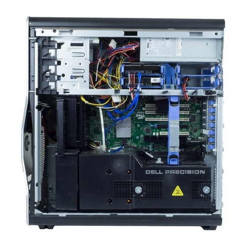 DELL T3500 Workstation Tower Intel Xeon W3530, 8GB DDR3, HDD 500GB, DVD, W10Home.