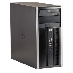 HP Elite 6300 Tower Intel® Core™ i5-3470 4096MB DDR3 HDD 500GB. W10 Home.