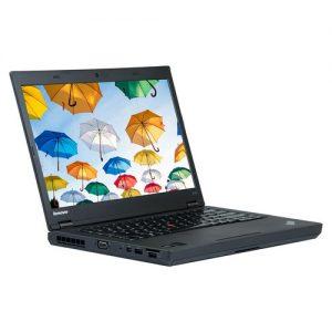 """Lenovo T440 Core i5 4300M, RAM 8GB DDR3, 256GB SSD, DVD, Schermo 14"""", W10 Home."""