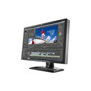 "Monitor 24"" TFT HP ZR24W IPS Full HD"