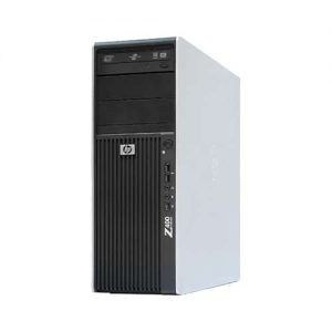 HP Z400 Workstation Tower Intel Xeon W3520 8GB DDR3 HDD 500GB. W10 Home.