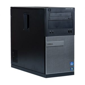 DELL 3010 TOWER - Intel Core i5-3470T, 4Gb DDR3, HDD 320GB, DVD. W10 Home.