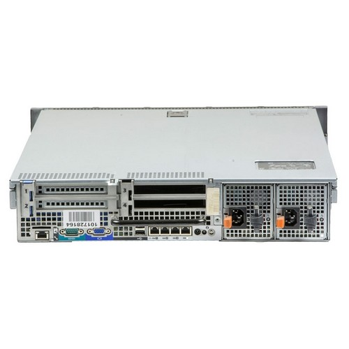 DELL Poweredge R710-6x LFF- 2xIntel® Xeon® HEXA Core Processor X5660 128GB DDR3 HDD 2x2TB