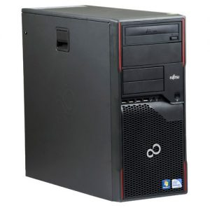 Fujitsu P700 TOWER Intel® Core™ i5-2300 Processor, 4GB DDR3, HDD 250GB, DVD. W10 Home.