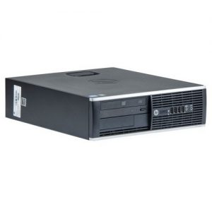 HP Elite 6300 SFF Intel® Core™ i5-3470 4096MB DDR3 HDD 500GB, DVD. W10 Home.