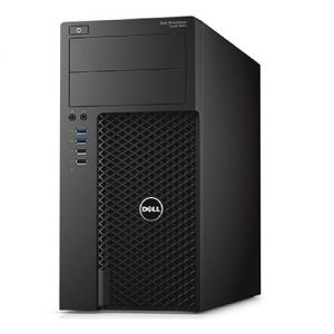 DELL T1700 Workstation Tower Xeon®E3-1240 v3 8GB DDR3, SSD 256GB, DVD, NVIDIA Quadro K2000. Windows 10 Pro.