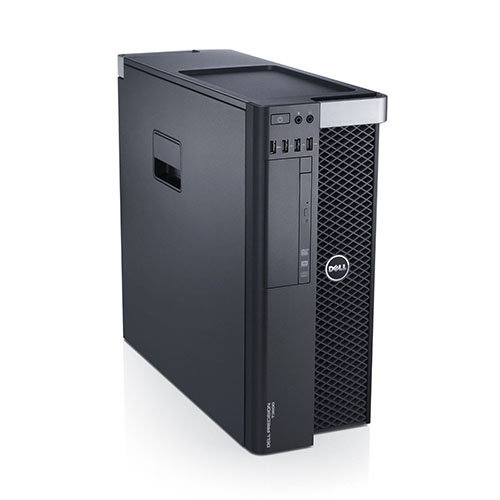 DELL T3600 Workstation Tower Xeon®E5-1607 16GB DDR3, HDD 500GB, DVD, NVIDIA Quadro 600. Windows 10 Pro.